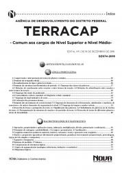 Apostila TERRACAP – Comum aos cargos de Nível Médio e Superior