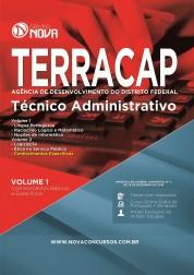 Apostila TERRACAP 2017 – Técnico Administrativo