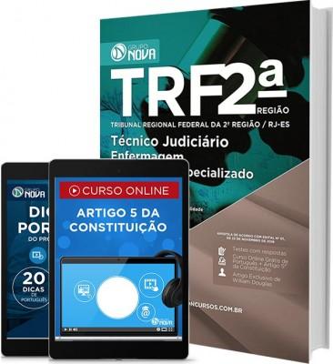 Apostila TRF 2ª Região RJ ES - Técnico Judiciário - Enfermagem