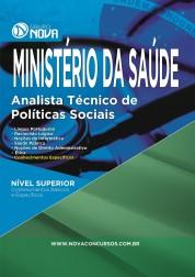 Download Apostila Ministério da Saúde Pdf - Analista Técnico de Políticas Sociais
