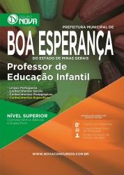 Apostila Boa Esperança – Professor de Educação Infantil
