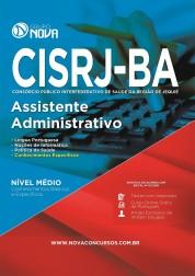 Apostila CISRJ BA - Assistente Administrativo