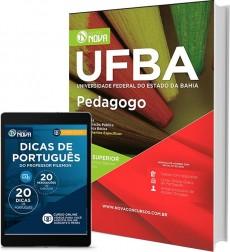 Apostila UFBA - Pedagogo