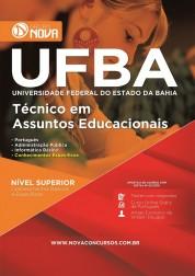 Apostila UFBA - Técnico em Assuntos Educacionais