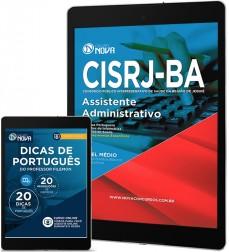 Download Apostila CISRJ BA Pdf - Assistente Administrativo