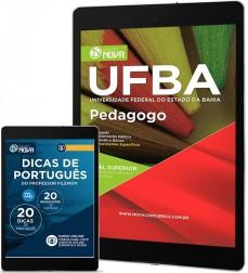 Download Apostila UFBA Pdf - Pedagogo