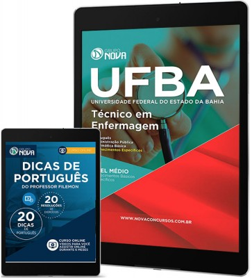 Download Apostila UFBA Pdf - Técnico em Enfermagem