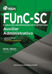 Download Apostila FunC SC Pdf - Auxiliar Administrativo