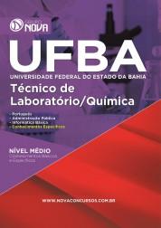Download Apostila UFBA Pdf - Técnico de Laboratório/Química