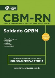 Download Apostila CBM - RN – Soldado QPBM