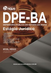 Download Apostila DPE - BA – Estágio Jurídico