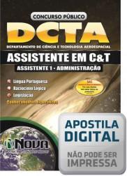 Assistente em C&T - Administração