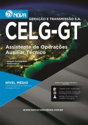 Apostila CELG - GT – Assistente de Operações