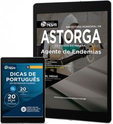 Download Apostila Astorga Pdf – Agente de Endemias