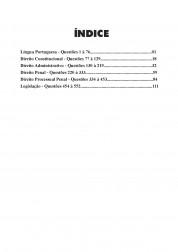 Caderno de Testes AGEPEN Pdf - Agente Penitenciário