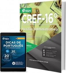 Apostila CREF 16º – Auxiliar Administrativo