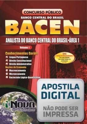 Analista do Banco Central do Brasil