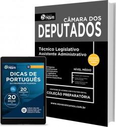 Apostila Câmara dos Deputados - Técnico Legislativo