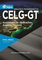 Download Apostila CELG - GT Pdf – Assistente de Operações