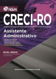 Download Apostila CRECI - RO Pdf - Assistente Administrativo