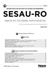 Apostila SESAU - RO – Agente de Atividades Administrativas