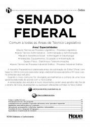 Apostila SENADO FEDERAL – Comum aos cargos de Técnico Legislativo