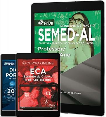 Download Apostila SEMED - AL Pdf – Professor / 1º ao 5º Ano