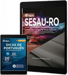 Download Apostila SESAU - RO Pdf – Comum aos cargos de Nível Superior
