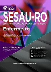 Apostila SESAU - RO – Enfermeiro