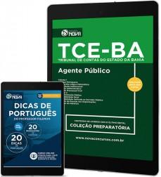 Download Apostila TCE - BA Pdf - Agente Público
