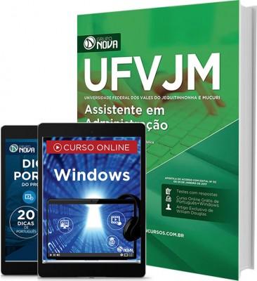 Apostila UFVJM – Assistente em Administração