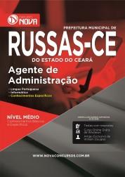 Apostila Prefeitura de Russas - CE - Agente de Administração