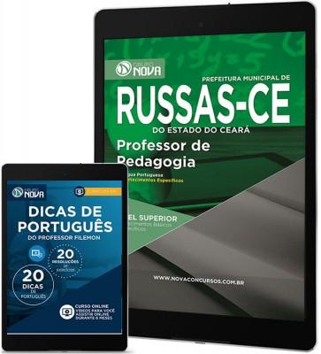 Download Apostila Prefeitura de Russas - CE Pdf - Professor de Pedagogia