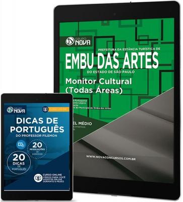 Download Apostila Prefeitura de Embu das Artes - SP Pdf – Monitor Cultural