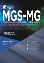 Apostila MGS- MG – Comum aos cargos de Nível Médio