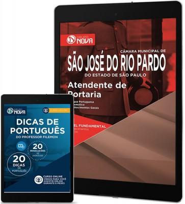 Download Apostila Câmara de São José do Rio Pardo - SP Pdf – Atendente de Portaria