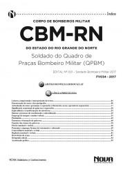 Apostila CBM-RN - Soldado do Quadro de Praças Bombeiro Militar