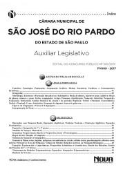 Download Apostila Câmara de São José do Rio Pardo - SP Pdf – Auxiliar Legislativo