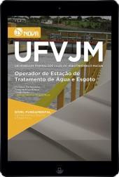 Download Apostila UFVJM Pdf – Operador de Estação de Tratamento de Água e Esgoto