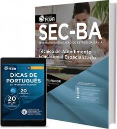Apostila SEC - BA – Técnico de Atendimento Educacional Especializado