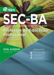 Apostila SEC - BA – Professor da Educação Profissional