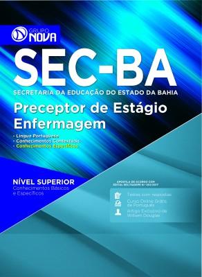Apostila SEC - BA – Preceptor de Estágio Enfermagem