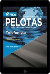 Download Apostila Prefeitura de Pelotas - RS Pdf - Telefonista