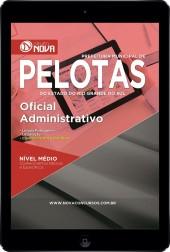 Download Apostila Prefeitura de Pelotas - RS Pdf – Oficial Administrativo