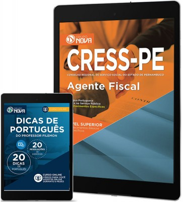 Download Apostila CRESS - PE Pdf - Agente Fiscal