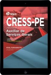 Download Apostila CRESS - PE Pdf - Auxiliar de Serviços Gerais