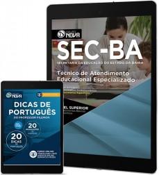 Download Apostila SEC - BA Pdf – Técnico de Atendimento Educacional Especializado