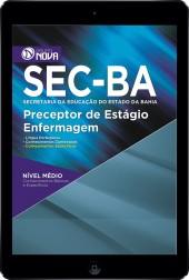Download Apostila SEC - BA Pdf – Preceptor de Estágio Enfermagem