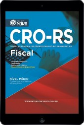 Download Apostila CRO - RS Pdf – Fiscal