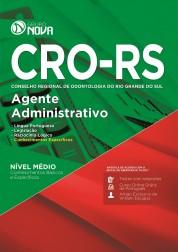 Apostila CRO - RS - Agente Administrativo